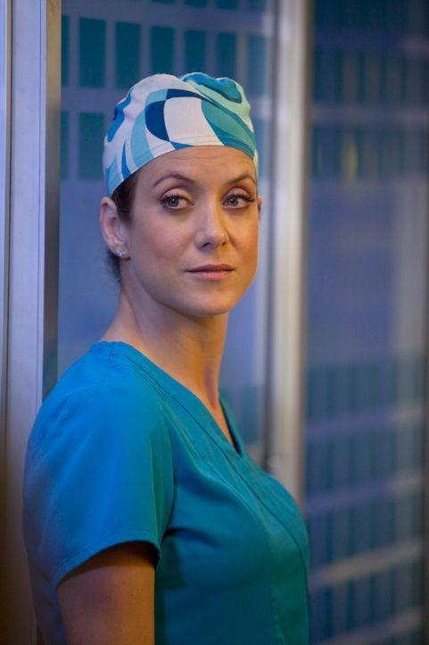 Kümmert sich um Patty, eine Patientin, die mit großen Schmerzen eingeliefert wird: Addison (Kate Walsh) ... - Bildquelle: ABC Studios