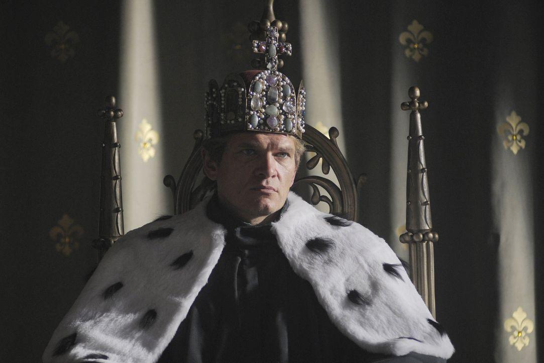 König Sigismund (Götz Otto) gibt Marie einen Aufschub von zehn Tagen, ihren Mann Michel tot oder lebendig zu finden. Ansonsten wird er sie nach gelt... - Bildquelle: Jiri Hanzl SAT. 1