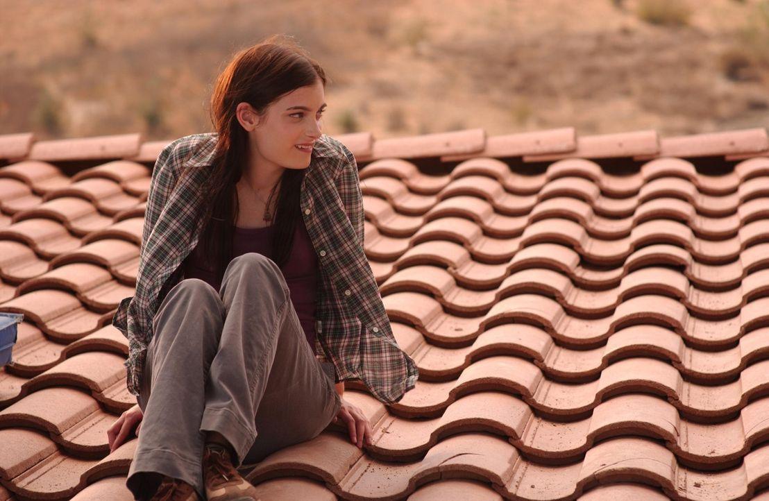 Plant mit Silas zu schlafen: Quinn (Haley Hudson) ... - Bildquelle: Lions Gate Televison