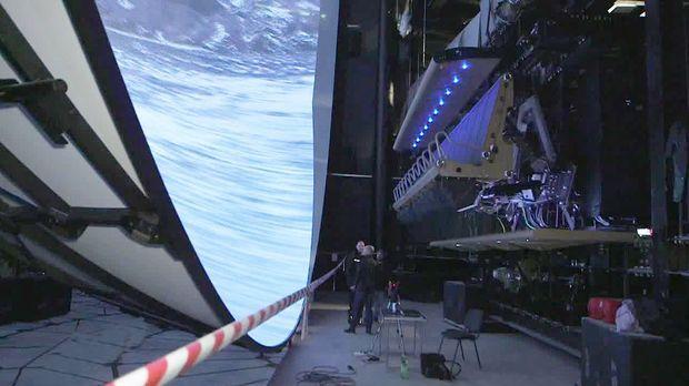 Abenteuer Leben - Abenteuer Leben Am Sonntag - Mission Nervenkitzel: Der Bau Des Flying Theatre