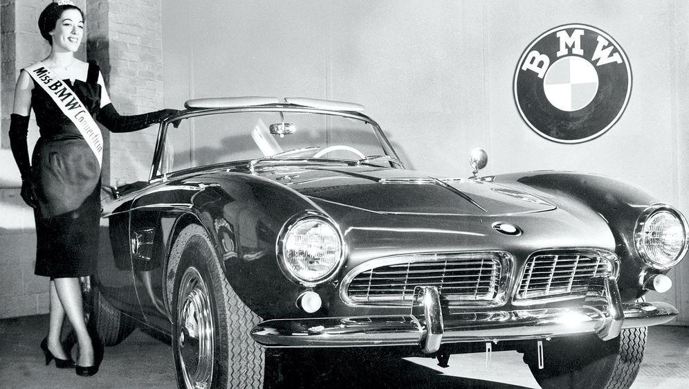 Klassiker mit besonderem Kult-Faktor: BMW 507 - Bildquelle: BMW