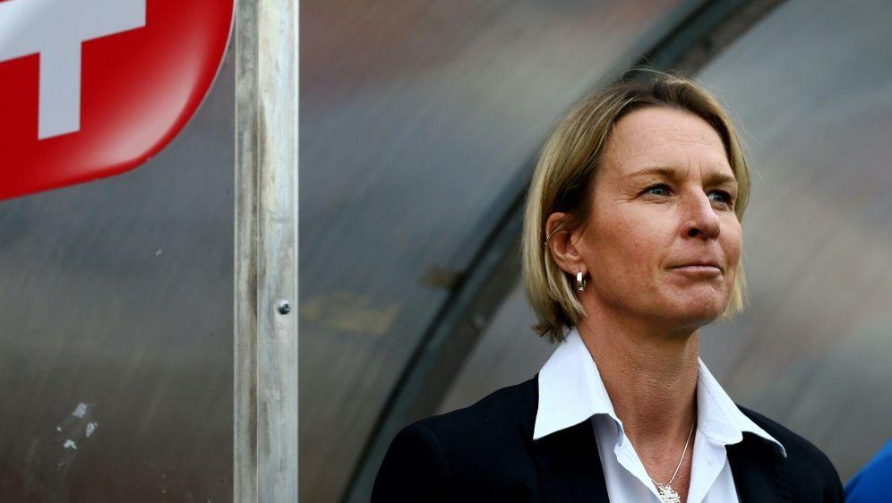 Voss-Tecklenburg wird bald die DFB-Frauen trainieren - Bildquelle: PIXATHLONPIXATHLONSID