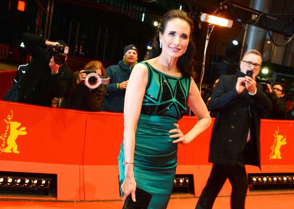 Berlinale-Andie-MacDowell-14-02-11-dpa - Bildquelle: dpa