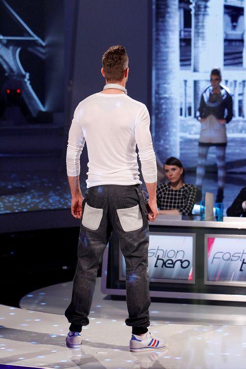Fashion-Hero-Epi03-Show-049-ProSieben-Richard-Huebner - Bildquelle: Richard Huebner