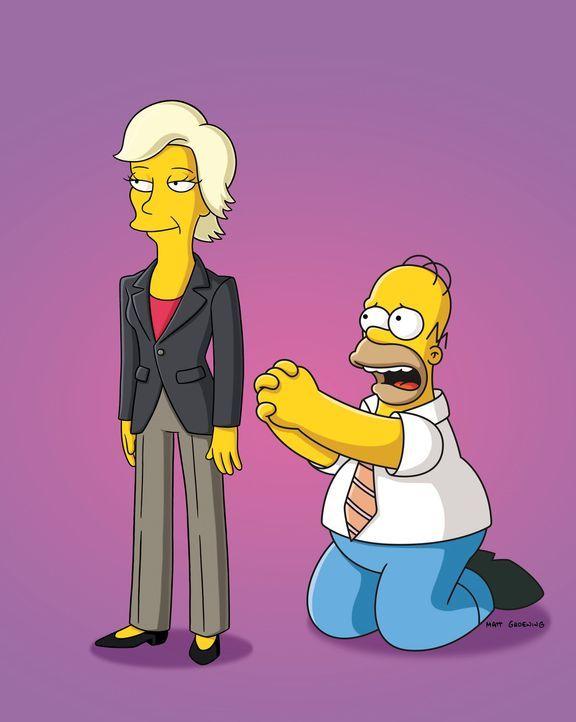 Die simpsons das ding das aus ohio kam prosieben - Homer simpson nu ...