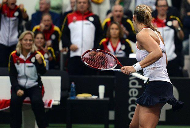 Fed Cup: 1. Runde (Slowakei) - Bildquelle: imago/Moana Bauer