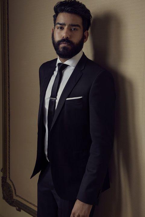 (3. Staffel) - Neben seinen Forschungen zum Thema Zombie-Heilmittel, halten Ravi (Rahul Kohli) auch seine Gefühle für Peyton auf Trab ... - Bildquelle: 2017 Warner Brothers
