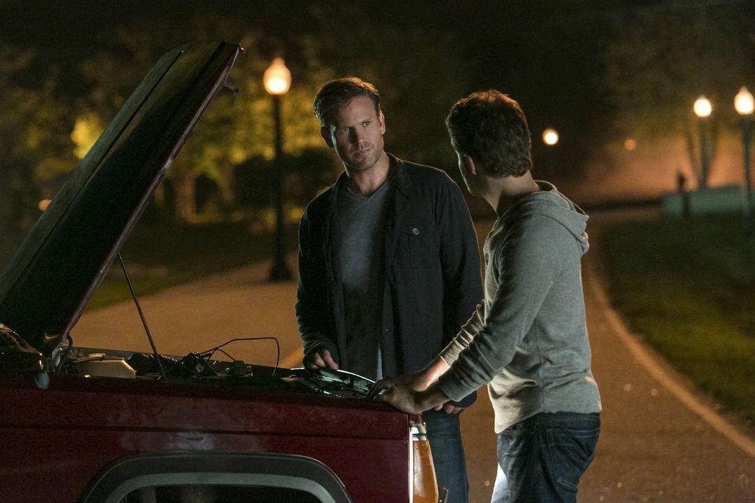 Stefan will nicht mehr kämpfen - Bildquelle: Warner Bros. Entertainment Inc.
