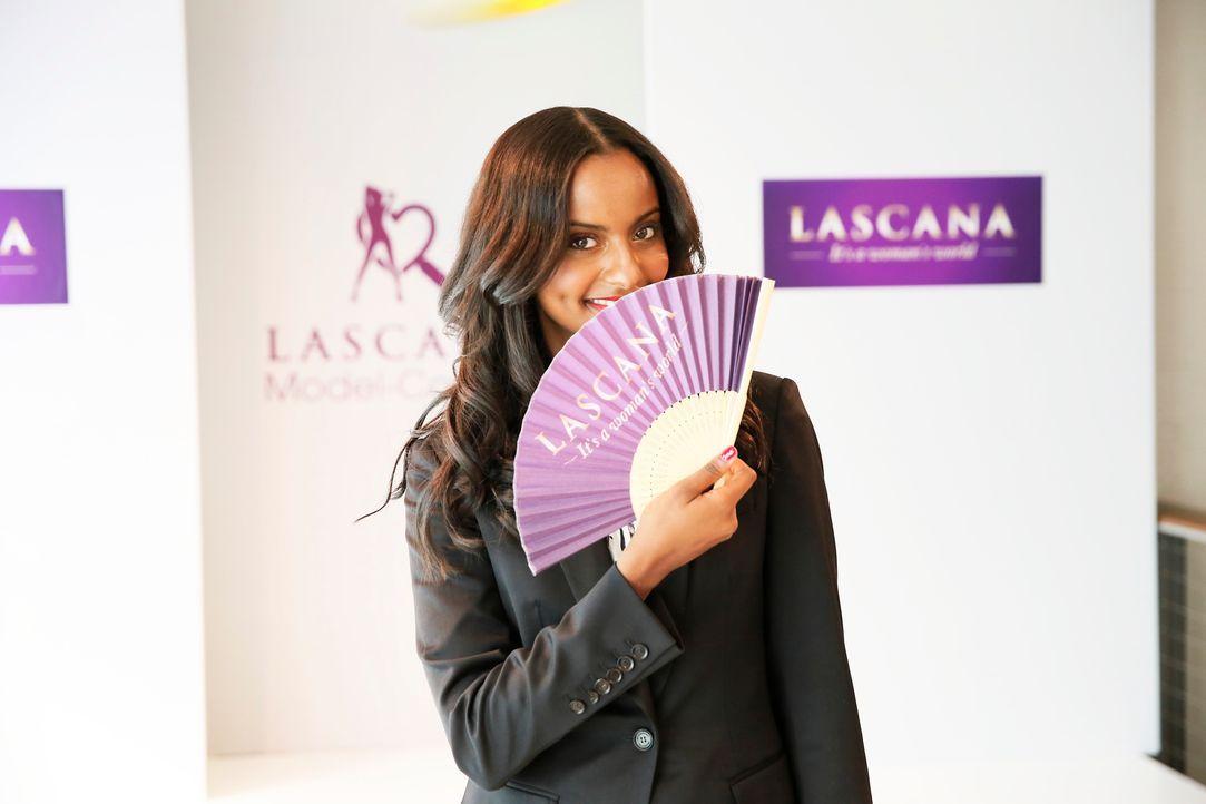 LASCANA-Kampagne-Dessous-Sara-Nuru-15-LASCANA - Bildquelle: Lascana