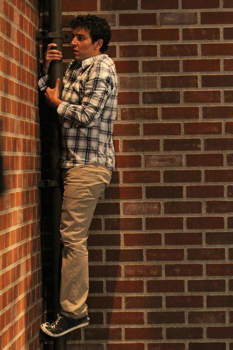 Hat eine schwierige Aufgabe zu erledigen: Ted (Josh Radnor) ... - Bildquelle: 20th Century Fox International Television
