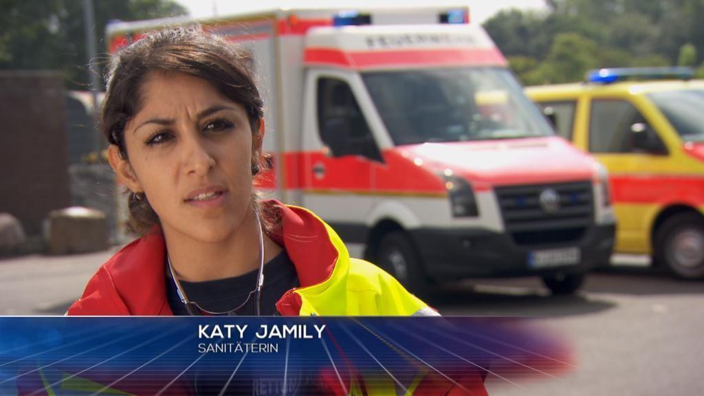 Sanit+ñterin - Katy Jamily - Bildquelle: SAT.1