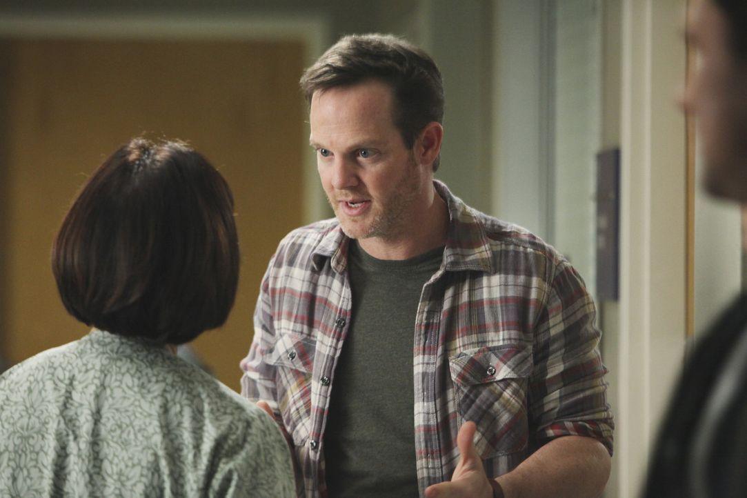 Meredith hat die Oberaufsicht über die Notaufnahme, die aus allen Nähten platzt. Ein Junge, der einen gebrochenen Oberschenkelknochen hat, kann ni... - Bildquelle: ABC Studios