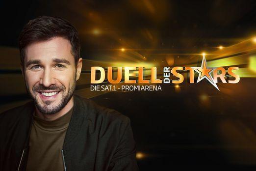 """Duell der Stars - Die SAT.1-Promiarena - Moderiert die Game-Show """"Duell..."""