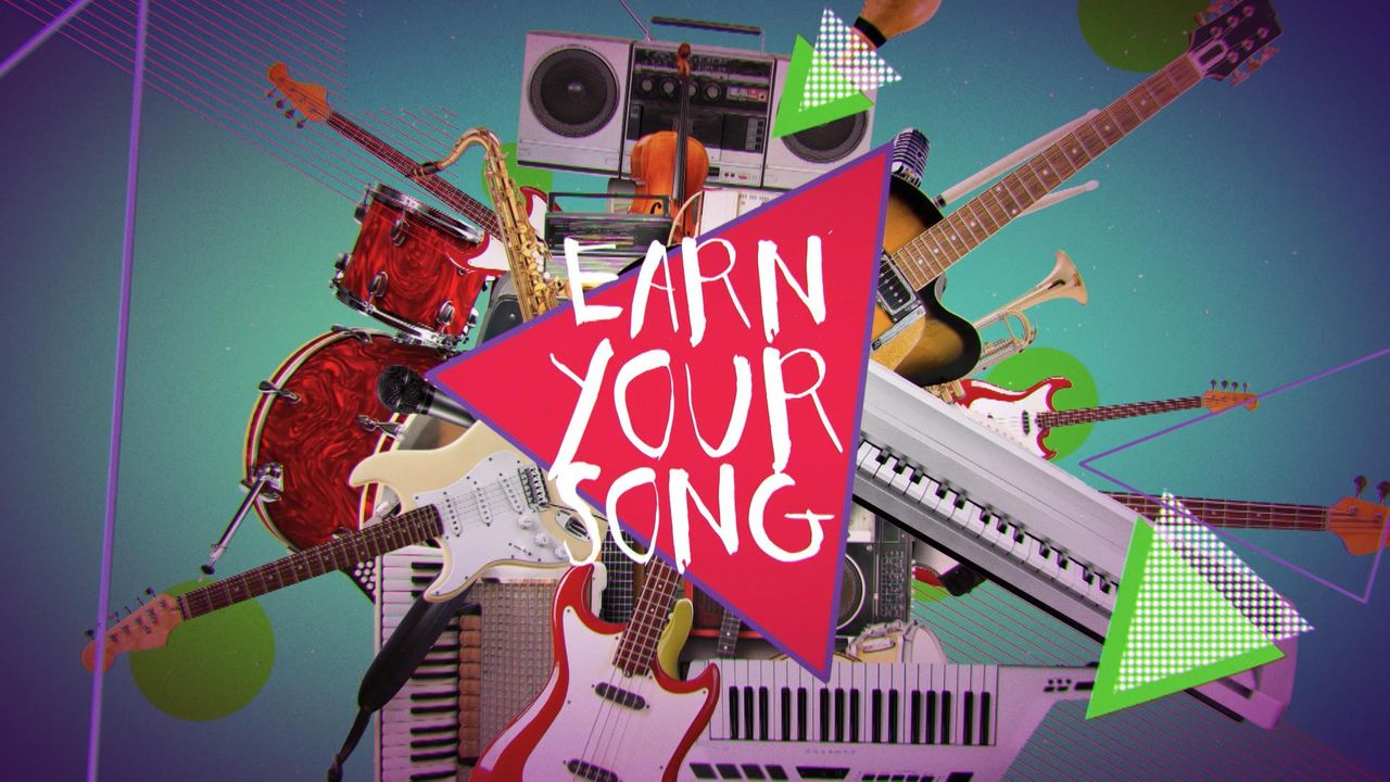 """Earn your Song"" mit Joko"
