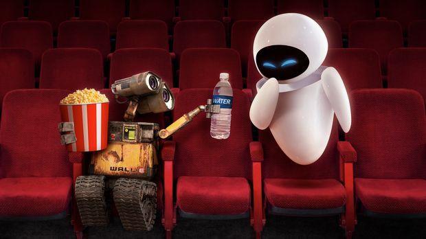 WALL-E - DER LETZTE RÄUMT AUF - Artwork © Touchstone Pictures