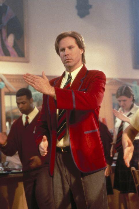 Keiner tanzt den Robot so heiß wie der Highschool-Schönling Sky (Will Ferrell) ... - Bildquelle: Paramount Pictures