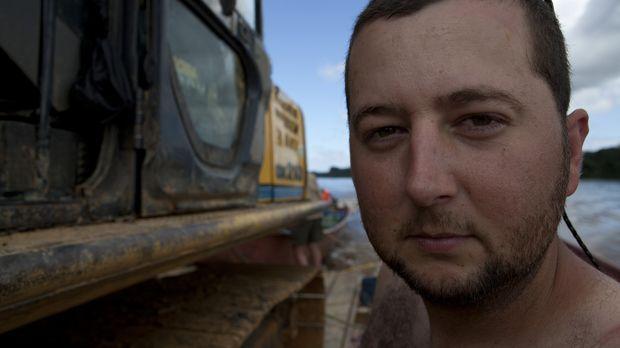 Bamazon - Goldfieber am Amazonas - Voller Elan machen sich die unerfahrenen G...