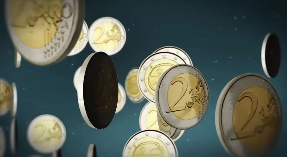 Taff Video Diese 2 Euro Münze Ist Bis Zu 2000 Euro Wert Prosieben