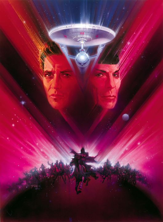 Star Trek V - Am Rande des Universums - Artwork - Bildquelle: 2003 By Paramount Pictures All Rights Reserved