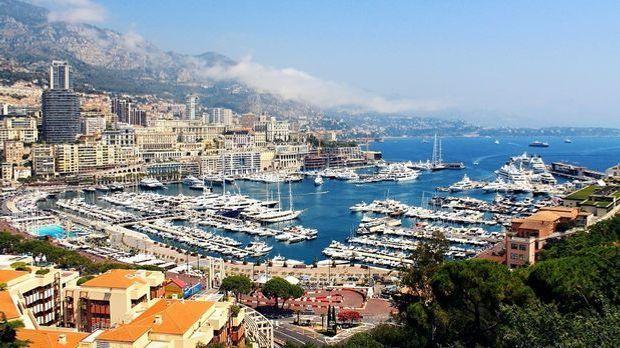 Monaco-Hafen