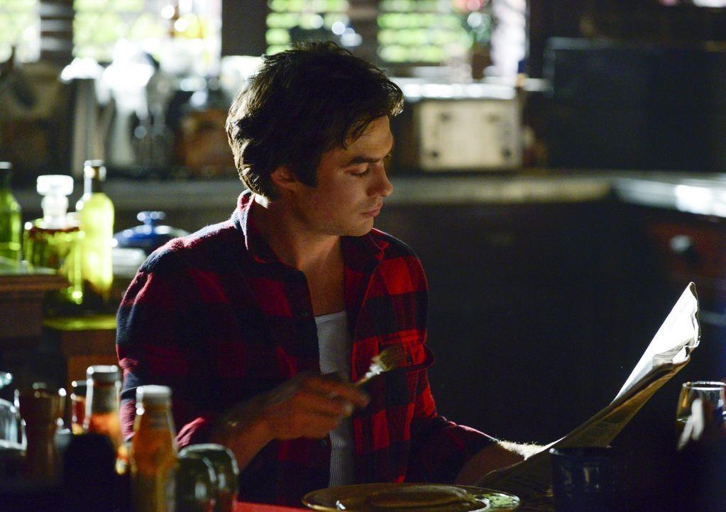 Wird Elena tatsächlich alle guten Erinnerungen an Damon (Ian Somerhalder) auslöschen lassen? - Bildquelle: Warner Bros. Entertainment, Inc