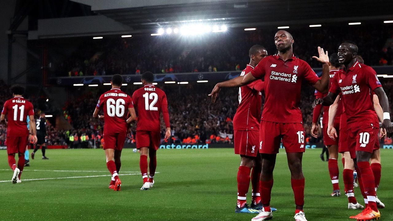 Platz 2: FC Liverpool - Bildquelle: 2018 Getty Images
