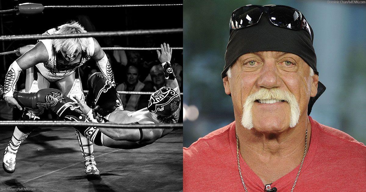 Hulk Hogan - Wrestling