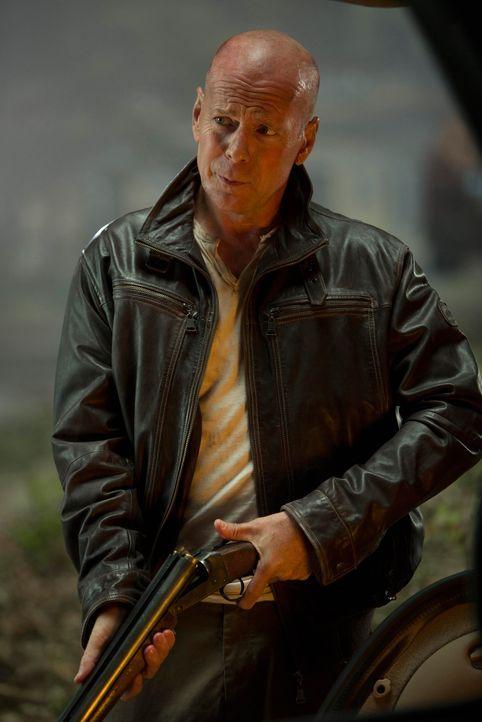 Hat seine Gegner immer im Visier: John (Bruce Willis) ... - Bildquelle: 2013 Twentieth Century Fox Film Corporation. All rights reserved.