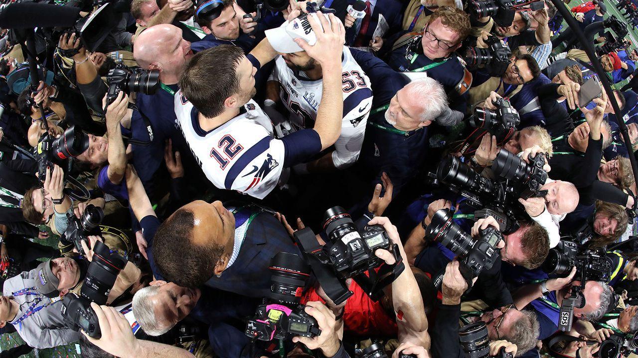 Rekord-Champion New England  - Bildquelle: Getty Images