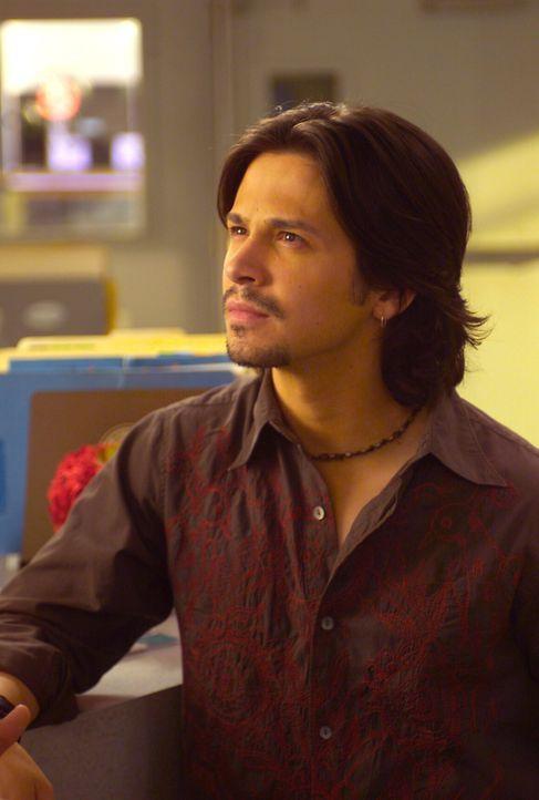 Zu Besuch bei seiner Schwester: Mark (Freddy Rodríguez) ... - Bildquelle: Touchstone Television