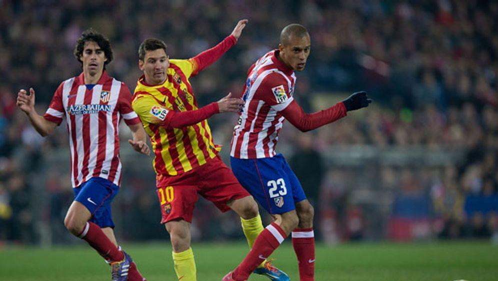 Fc Barcelona Vs Atletico Madrid Live
