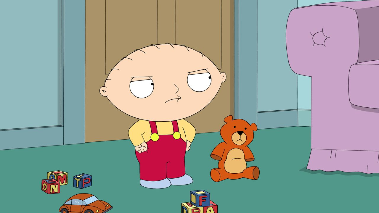 Wird es Stewie bereuen, die Zeitmaschine vernichtet zu haben? - Bildquelle: 2014 Twentieth Century Fox Film Corporation. All rights reserved.