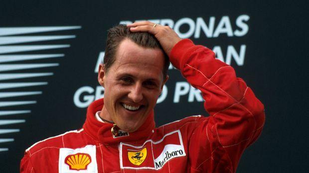 Michael Schumacher - Bildquelle: Imago