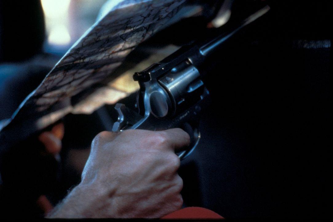 Einem Einbrecher und Mörder gelingt die Flucht aus dem Gefängnis - der Beginn einer breit gefächerten Suchaktion des F.B.I. und weiterer Behörden ni... - Bildquelle: New Dominion Pictures, LLC