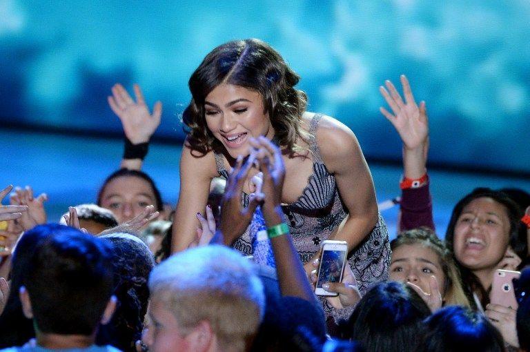 Nickelodeon-09-zendaya-getty-AFP - Bildquelle: getty-AFP