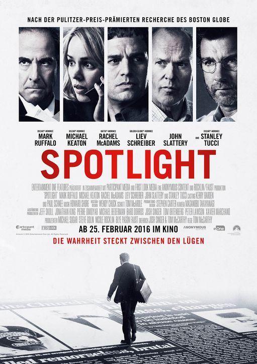 Spotlight-2015Paramount-Pictures - Bildquelle: 2015 Paramount Pictures