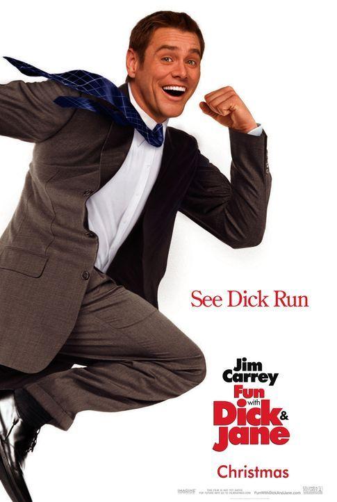 Zu allem bereit, zu nichts zu gebrauchen: Dick (Jim Carrey) ... - Bildquelle: Sony Pictures Television International. All Rights Reserved.