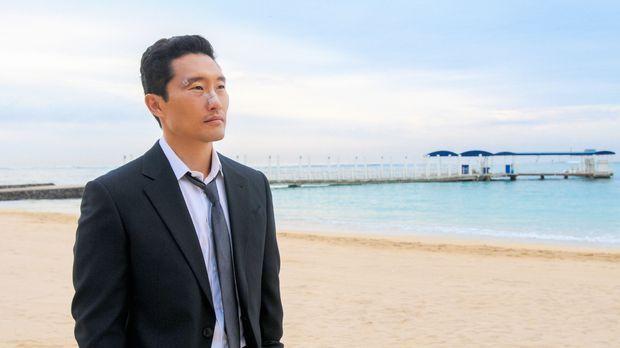 Chin Ho (Daniel Dae Kim) wird von der internen Ermittlung befragt, weil der V...