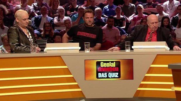 Genial Daneben - Das Quiz - Genial Daneben - Das Quiz - Wer Schafft Es, Die Promis Aufs Glatteis Zu Führen?
