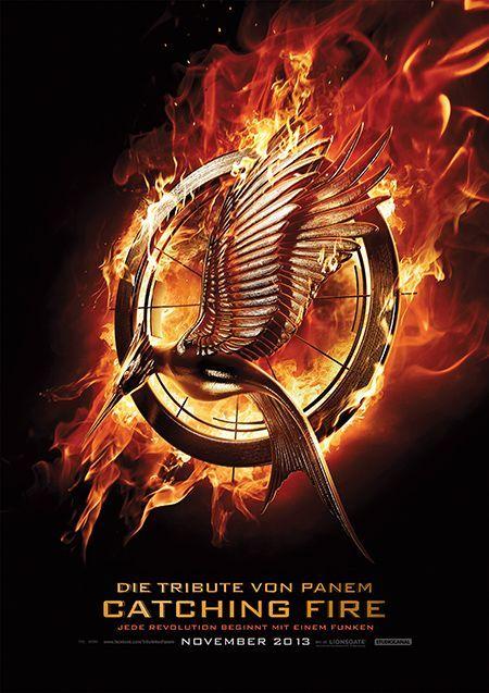 """""""Catching Fire"""" Filmplakat - Bildquelle: Studiocanal"""