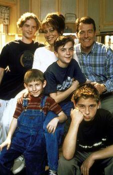Malcolm mittendrin - (1. Staffel) - Eine glückliche Familie: Vater Hal (Bryan...