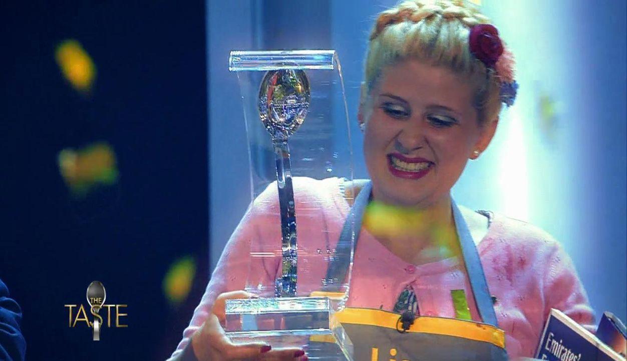 The-Taste-2017-Finale-Gewinnerin-Lisa-01 - Bildquelle: SAT.1