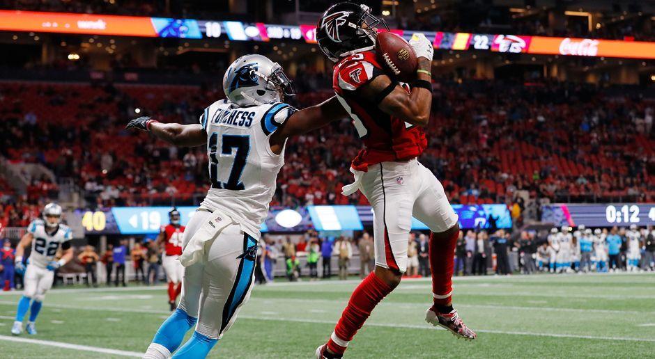 Robert Alford, CB Atlanta Falcons - Bildquelle: 2017 Getty Images