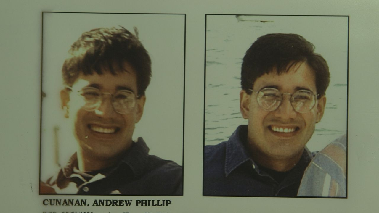 Der Serienmörder Andrew Phillip Cunanan war zeitweise auf der Liste der zehn meistgesuchtesten Flüchtigen des FBI ... - Bildquelle: Twofour Broadcast Limited