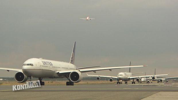 Achtung Kontrolle - Achtung Kontrolle! - Thema U.a.: Viel Zu Viel Von Allem - Zoll Frankfurt Flughafen