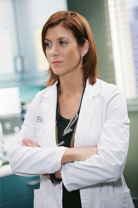Wird von Mark um Hilfe gerufen: Addison (Kate Walsh) ... - Bildquelle: Touchstone Television
