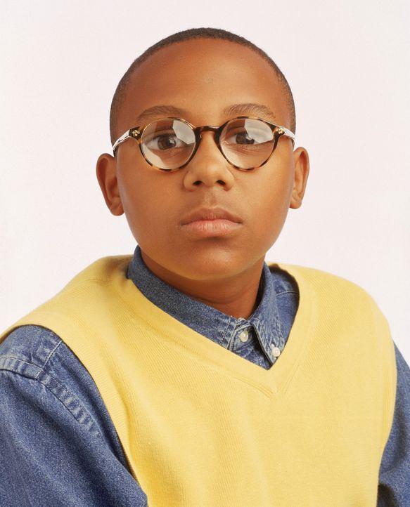 (3. Staffel) - Stevie (Craig Lamar Taylor), der im Rollstuhl sitzende, gewitzte Junge, lässt gemeinsam mit Malcolm nichts anbrennen ... - Bildquelle: TM +   Twentieth Century Fox Film Corporation. All Rights Reserved.