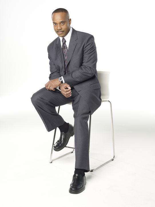 (8. Staffel) - Mit dem neuen NCIS-Direktor weht ein neuer Wind beim NCIS: Leon Vance (Rocky Carroll) ... - Bildquelle: CBS Television