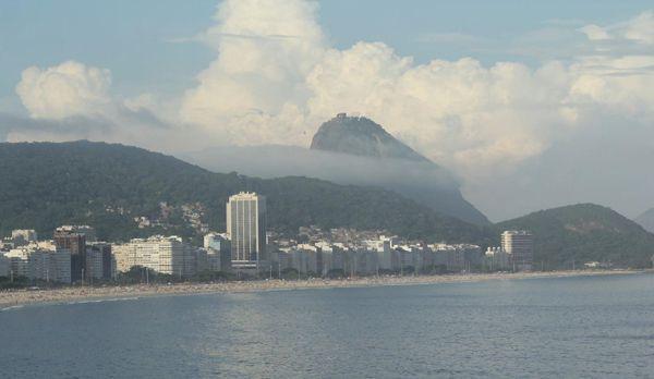 Der Zuckerhut das Wahrzeichen von Rio de Janeiro - Bildquelle: kabel eins