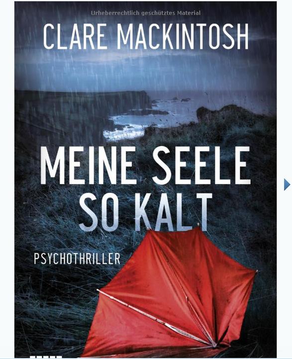 Meine Seele so kaltvon Clare MackintoshEin regnerischer Novemberabend in Bri... - Bildquelle: Bastei Lübbe